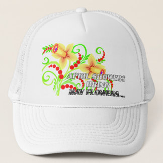April Showers - Trucker Hat