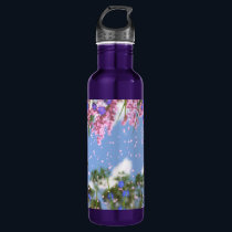 April Showers Water Bottle