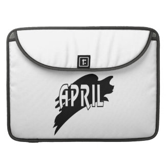 April Sleeve For MacBooks