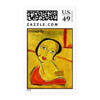 April stamp