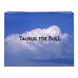 April (Taurus) Birthday Calendar