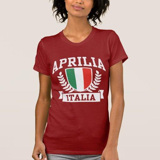 Aprilia Italia T-shirts