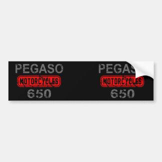 Aprilia Pegaso 650 Car Bumper Sticker