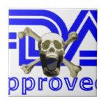 Aprobado por la FDA Tejas Cerámicas