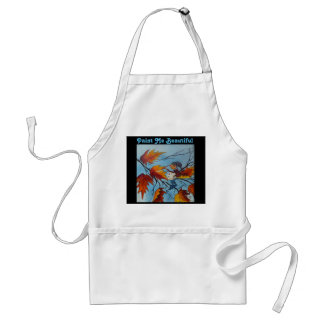 Apron Ann Hayes Painting Pixie Painting