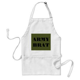Apron Army Brat