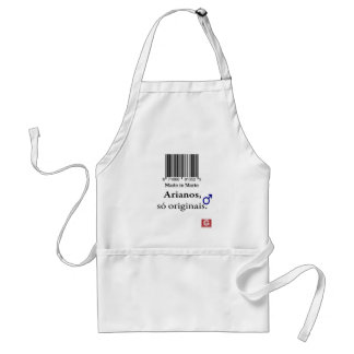 "Apron ""Aryan Made in Mars """