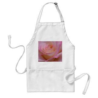Apron Beautiful Pink Rose