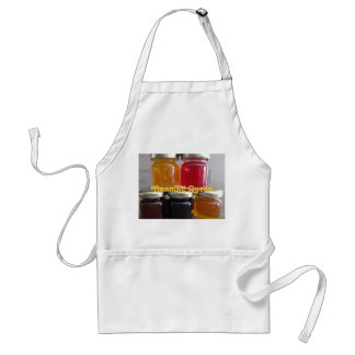 Apron--Canning Queen Adult Apron