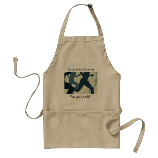 Apron, Carolina Forest Fartlekers Adult Apron