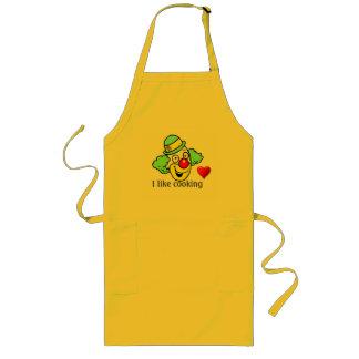 Apron Clown I like cooking