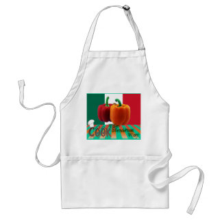 Apron (Cook The Mexican Way)