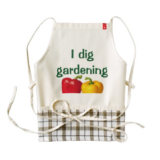 Apron for gardening