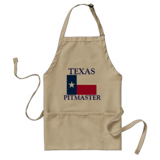 apron for texas griller