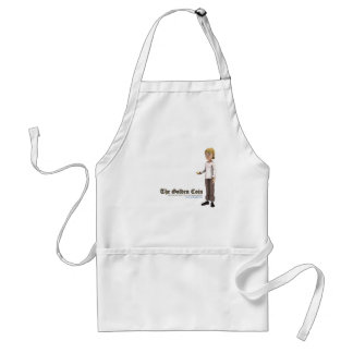 """Apron for """"The Golden Coin"""""""