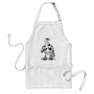 "apron ""funny cow"" cartoon"