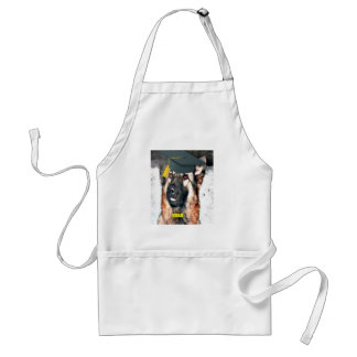 Apron German Shepherd Grad