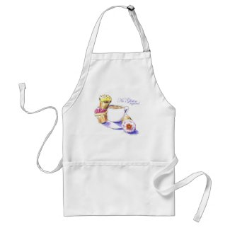 Apron - Gluten Free Baking apron