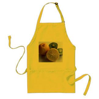 Apron-Lemons Limes