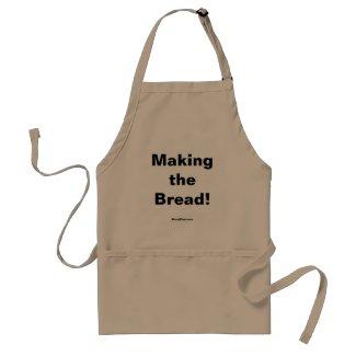 Apron - Making the Bread