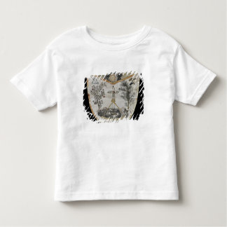 Apron of a Master of the Order of the Rose-Croix Toddler T-shirt