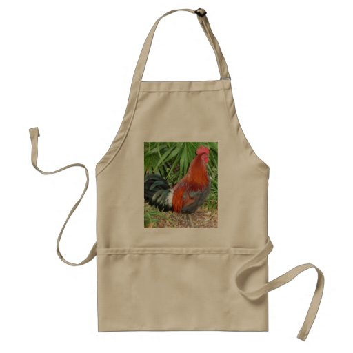 Apron  Rooster in Charge