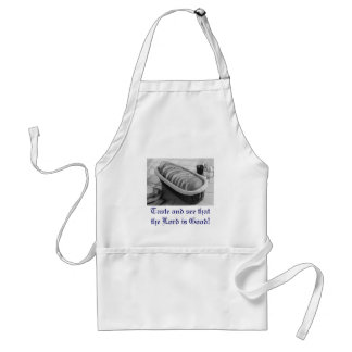 Apron: Taste and see that the Lord is Good! Adult Apron