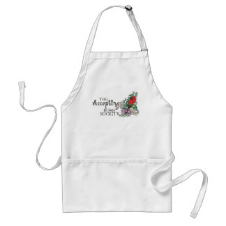 Apron -The Accepting Rose Society