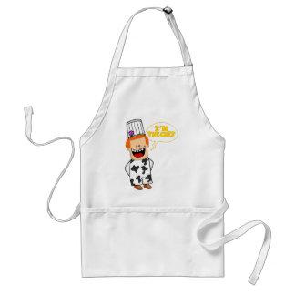 """apron """"THE CHEF"""""""