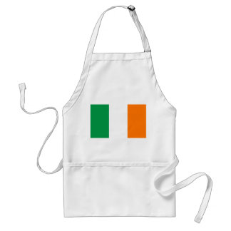 Apron with Flag of Ireland