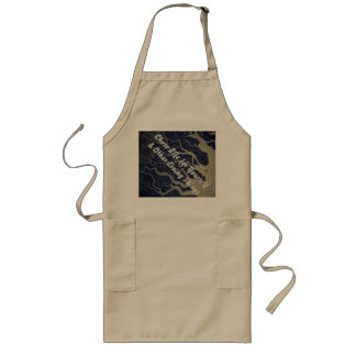 ApronChose Life for Yourself & Other Living Things Long Apron