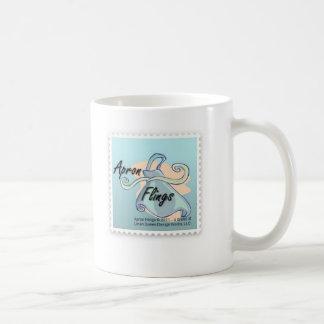 ApronFlingsMug Classic White Coffee Mug