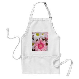 Aprons - Daisy Gerbera Flowers