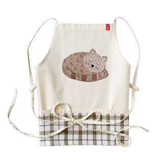 Aprons for a Cause Country Cat Aprons