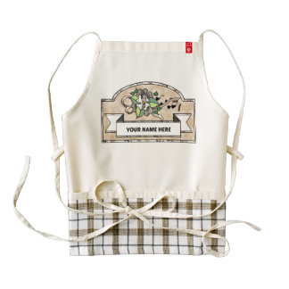Aprons for a Cause Country Customizable