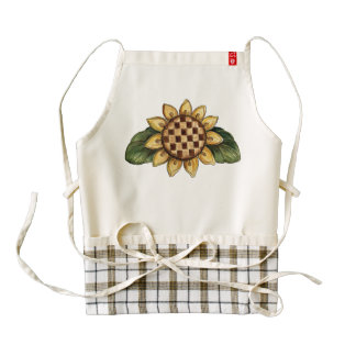 Aprons for a Cause Sunflower