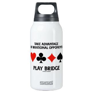 Aprovéchese del puente irracional del juego de los