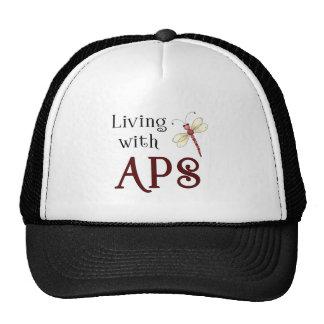APS Awareness Items Mesh Hat