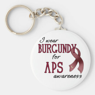 APS Awareness Items Keychain