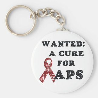 APS Awareness Items Keychains