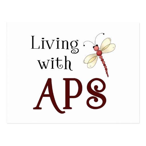 APS Awareness Items Postcards