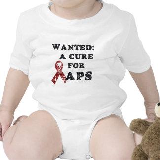 APS Awareness Items Rompers
