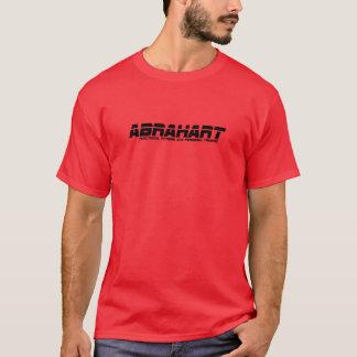APT Logo Basic Black/Red T-Shirt