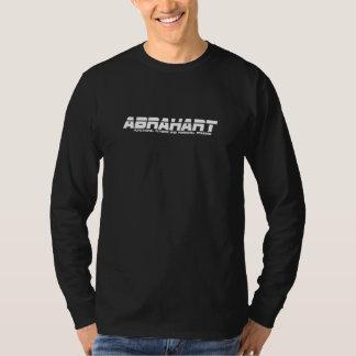 APT Logo Final White-Black Large T-Shirt