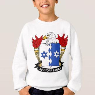 Apthorp Family Crest Sweatshirt
