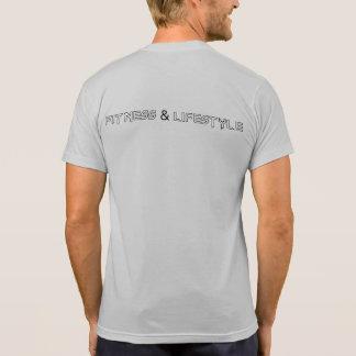 Aptitud dura del camino y camisa cabida forma de v