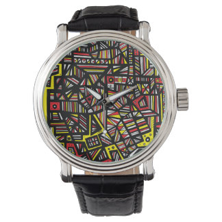 Aptitud transformativa aventurera que electrifica reloj de mano