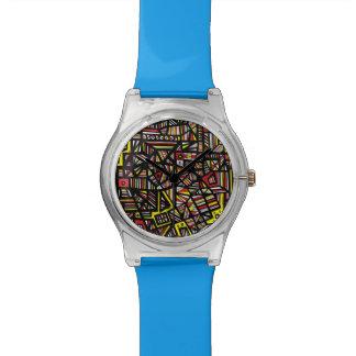 Aptitud transformativa aventurera que electrifica relojes de mano