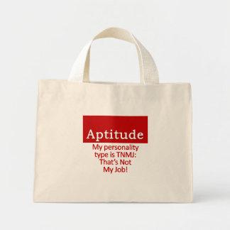 Aptitude Tote Bag