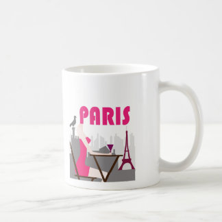 apuestas París - Francia Eiffel TowerChamps Elíse Tazas